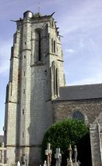 Eglise Saint-Pierre de Plouguer -