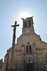 Ancienne église de Saint-Tremeur - English: église St Tremeur