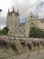 Ancienne église de Saint-Tremeur - Nederlands: Eglise Saint-Trémeur, Carhaix