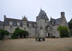 Manoir de Tronjoly - Deutsch: Manoir de Tronjoly in Cléder, Finistère, Frankreich