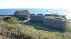Fort du Cabellou -  Fort du Cabellou, Concarneau, Bretagne, Frankreich
