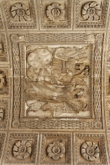 Camp protohistorique de Suguensou -  L'arc de Triomphe du Carrousel à Paris.