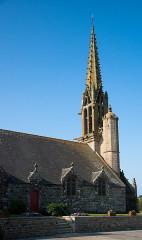 Eglise Saint-Onneau -  Esquibien - église Saint-Onneau