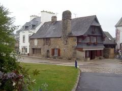 Maison du 16e siècle - Deutsch: Le Faou, Frankreich
