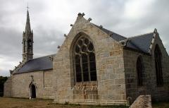 Chapelle Saint-Trémeur -  Saint-Tremeur (le Guilvinec), Chapelle du XVe siècle