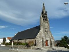 Chapelle Notre-Dame-du-Rhun -  La chapelle Notre-Dame du Rheun de Guipavas