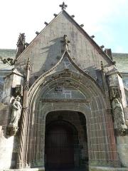 Eglise Saint-Pierre et Saint-Paul -  Porche de l'église Saint-Pierre et Saint-Paul de Guipavas