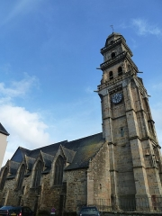 Eglise Saint-Thomas-de-Cantorbéry -  Eglise Saint-Thomas, Landerneau
