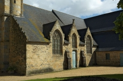Eglise Saint-Thomas-de-Cantorbéry - English: Church of St Thomas Becket, Landerneau.