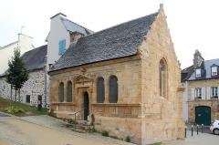 Ancien ossuaire de Saint-Thomas - Deutsch: Das Beinhaus von Saint-Thomas in Landerneau, Bretagne.