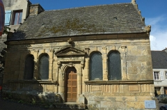 Ancien ossuaire de Saint-Thomas - English: Ossuary of St Cadou, Landerneau.
