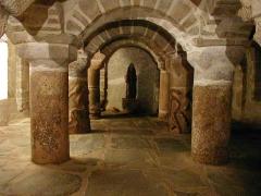 Eglise Saint-Mélar - Brezhoneg: Lanneur. Kev. p1010258