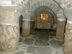 Eglise Saint-Mélar - Brezhoneg: Lanneur. Kev. p1010266
