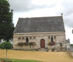 Eglise de Ploujean - Français:   Dans l'enclos paroissial, l'ossuaire. 16e s. CMH 1951.