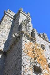 Ruines de la tour de Saint-Guénolé -  Penmarc'h, Finistère