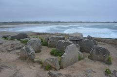 Presqu'île de la Torche ou Bogan Dorchenn - Deutsch:   Pointe de la Torche