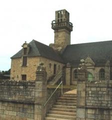 """Chapelle Notre-Dame de Languivoa -  """"Chapelle de Languivoa"""" in Lanvern"""