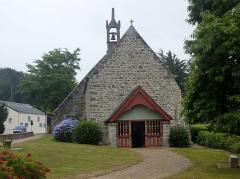 Chapelle Saint-Antoine - Français:   Plouezoc\'h: la chapelle saint-Antoine