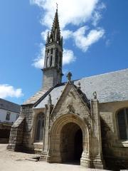 Eglise Saint-Demet - Français:   Eglise de plozevet