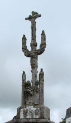 Calvaire - English: Calvary in Nizon (Finisterre), France