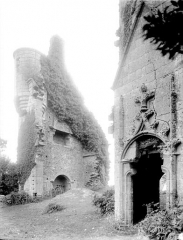 Château de Rustéphan - French art historian, medievalist, archaeologist and photographer