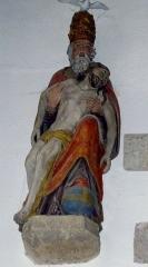 Eglise de la Trinité de Kerfeunteun - Français:   Groupe statuaire dans l\'église de la Trinité à Quimper-Kerfeunteun