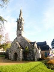 Eglise de la Trinité de Kerfeunteun - Français:   Quimper: l\'église paroissiale de la Trinité à Kerfeuteun