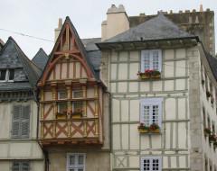 Maison -  Buildings, Quimper, Brittany