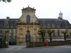 Ancien couvent des Ursulines - English: L'ancien couvent des Ursulines de Quimperlé, désormais collège Jules-Ferry