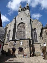 Eglise Notre-Dame-de-l'Assomption ou de Saint-Michel - Français:   Église Notre-Dame-de-l\'Assomption (Quimperlé)