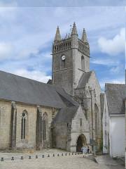 Eglise Notre-Dame-de-l'Assomption ou de Saint-Michel -  Quimperle