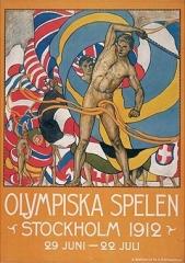 Manoir de la Haye -  Olympiska Spelen 1912 - Stockholm 1912
