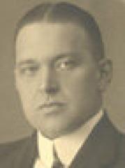 Manoir de la Haye - English: Kurt Bergström