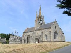 Chapelle Notre-Dame-de-Tronoën -  Calvaire de Tronoën