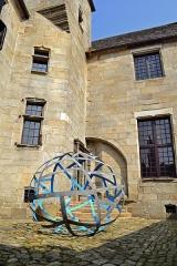Maison prébendale - Français:   Expositions à la maison prébendale de Saint-Pol-de-Léon.