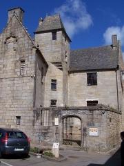 Maison prébendale - English: Maison prébendale de Saint-Pol-de-Léon datant de la Renaissance