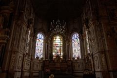 Eglise Notre-Dame -  L'enclos paroissial de Saint Thegonec dans le Finistère.