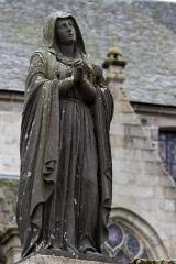 Eglise Notre-Dame -  L'enclos paroissial de Saint Thegonnec dans le Finistère.