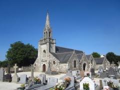 Eglise Saint-Méen - Français:   Église Saint-Méen à Tréméven, Finistère