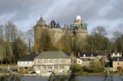 Château - English: Combourg