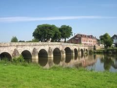 Pont de Pont-Réan - English: Bridge of Pont-Réan, Bretagne, France