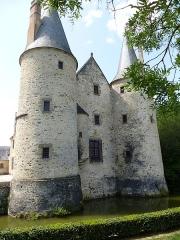 Manoir de Boisorcant -  le chateau du bois d'orcan