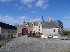 Manoir de Boisorcant -  le chateau du bois orcan