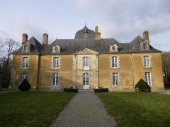 Château du Bois-Glaume -  le chateau de glaume a poligné