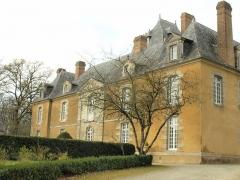 Château du Bois-Glaume - Français:   Château du Bois-Glaume à Poligné (Ille-et-Vilaine, France)