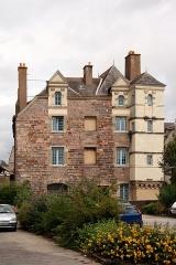 Hôtel de Richelieu - English: La Tour Richelieu, hôtel particulier in du Plessis street, Redon, Brittany, France.