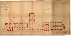 Ancienne abbaye Saint-Georges des Bénédictins, ou Palais Saint-Georges -
