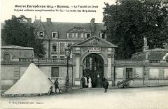 Ancienne abbaye Saint-Melaine -