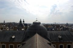Basilique Saint-Sauveur - English: Dome of Saint Pierre cathedral of Rennes.