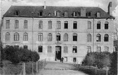 Ancienne caserne du Bon Pasteur -